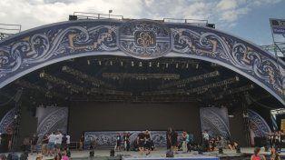 Así se prepara la delegación santafesina para actuar esta noche en el Festival de Cosquín