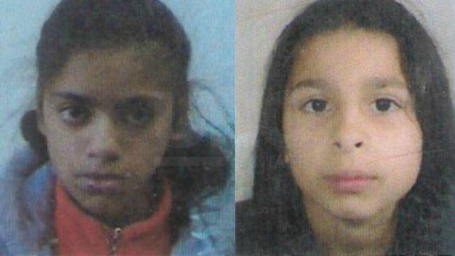 Aparecieron las dos hermanas que eran intensamente buscadas