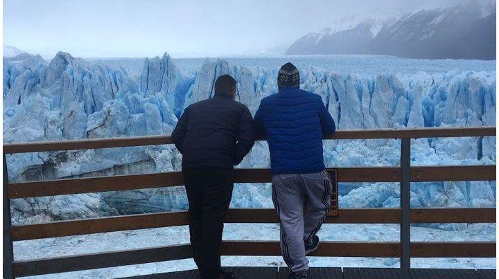 Ponen en duda la mayor ruptura del siglo del glaciar Perito Moreno