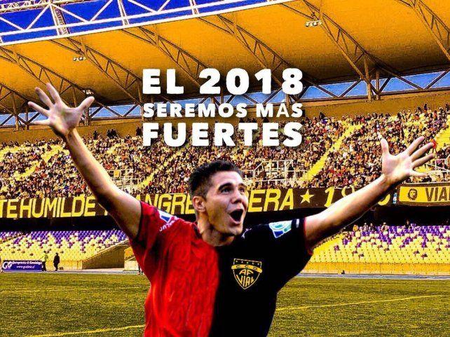 El Bichi Fuertes asumió como DT de Fernández Vial