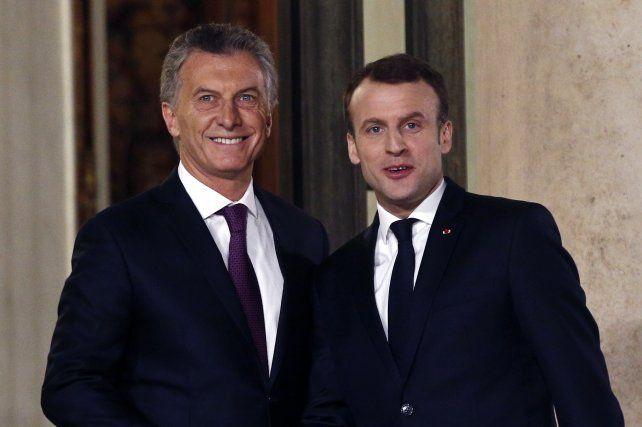 Macri dijo que Argentina no va a reconocer el resultado de las elecciones presidenciales en Venezuela.