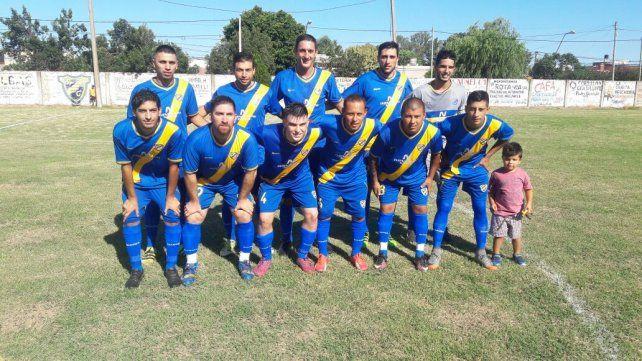 Guadalupe rescató un empate en su debut por Copa Federación