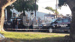 Hallaron un hombre fallecido dentro de un vehículo
