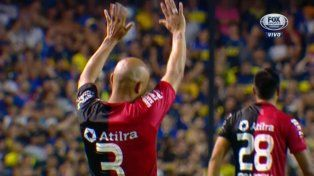 Clemente Rodríguez le dejó un mensaje a los hinchas de Boca