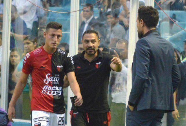 Colón empezó a pensar en Independiente