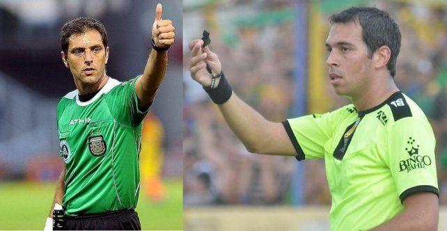 Los equipos santafesinos conocen los árbitros para la 14ª fecha de la Superliga