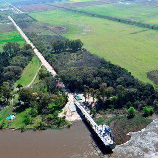 santo tome: ¿quienes seran los primeros en recibir agua del nuevo acueducto?