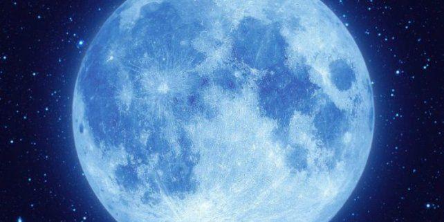 Fenómeno Superluna Azul: cómo se verá en Santa Fe