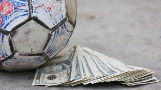 Récord de transferencias en la Argentina