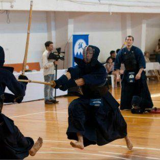 se viene con todo un torneo de gasshuku y kendo en santa fe