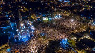 En el 30º Festival de Guadalupe se donaron más de 40 mil pañales