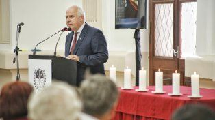 lifschitz: tenemos la mision de luchar contra toda expresion de antisemitismo