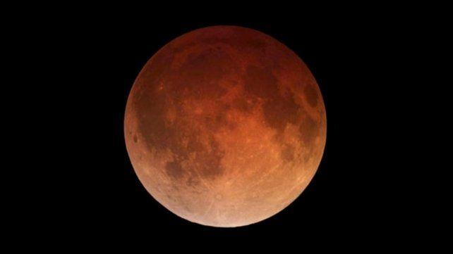 Seguí la transmisión #EnVivo del primer eclipse del año