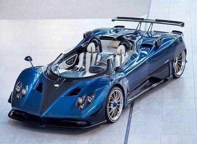 Nació en la provincia de Santa Fe y diseñó el auto más caro del mundo