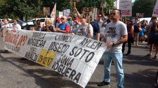 Masacre de Bº Alfonso: familiares quieren ser querellantes y se convocaron en Tribunales