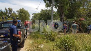 Identificaron a la mujer que encontraron muerta dentro de una casa incendiada en Yapeyú