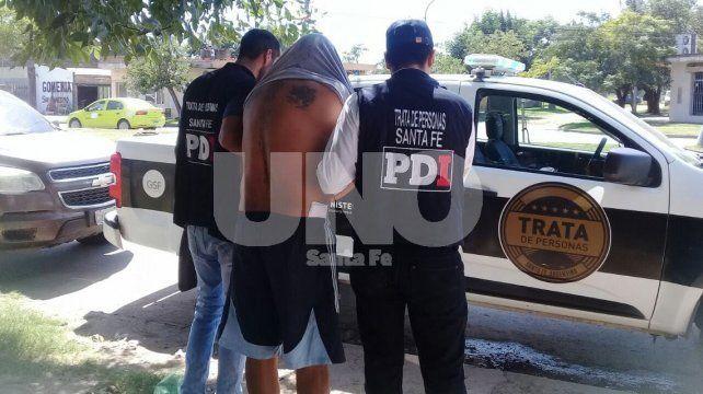 Rescataron a una joven que era obligada a prostituirse en el centro de la ciudad