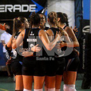 villa dora arranca su nueva ilusion en la liga argentina femenina de voley