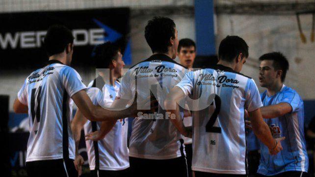 Los chicos de Villa Dora darán una doble función en Santa Fe por la Liga A2