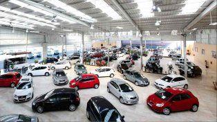 En el departamento La Capital, el patentamiento de autos creció un 25%