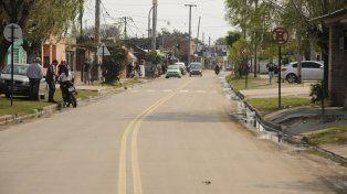 Alto Verde, un barrio sumido en la tristeza por la muerte de Vanesa
