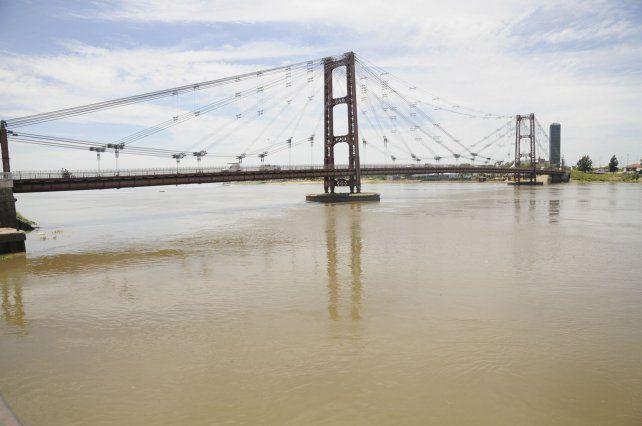 Reconquista: el Paraná quedó a cuatro centímetros del nivel de alerta