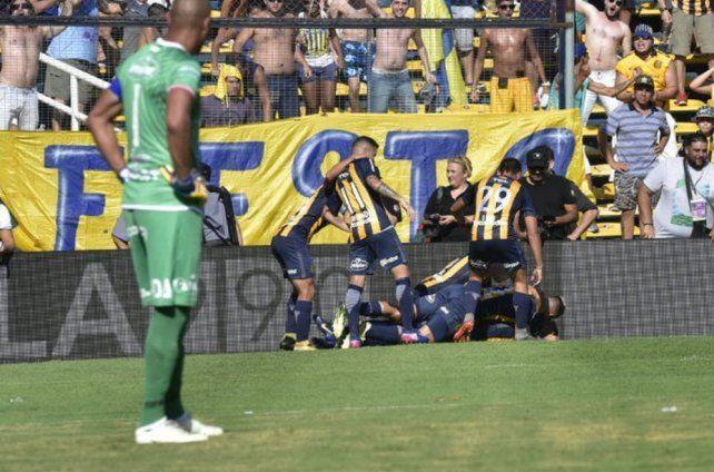 Unión fue pura impotencia en Rosario y se volvió con las manos vacías