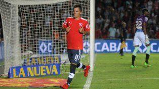 Independiente le dio otro cachetazo a Colón, que no puede levantar cabeza