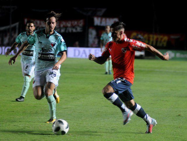 El uno por uno del Sabalero en la derrota ante Independiente