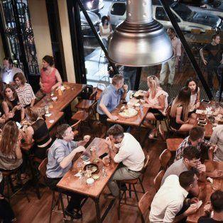 la reduccion del drei beneficia a mas de 550 locales gastronomicos