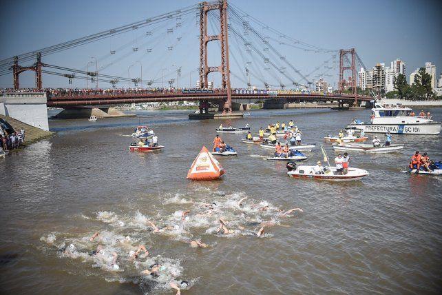 La ciudad vive la fiesta del río