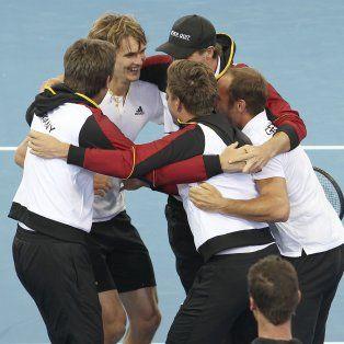 francia y espana avanzaron a cuartos de final de la copa davis