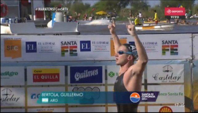 ¡Mirá el final en VIVO! Guillermo Bertola, el gran ganador de la Santa Fe-Coronda