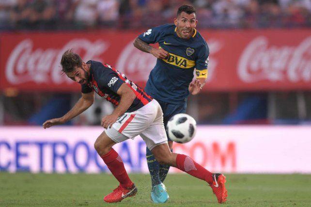 Boca no pudo con San Lorenzo y desaprovechó una gran chance