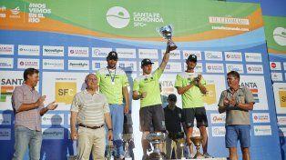La maratón Santa Fe-Coronda nos posiciona a nivel nacional e internacional, resaltó Lifschitz