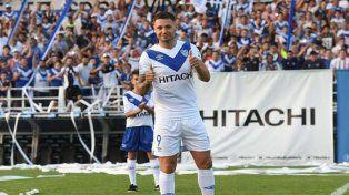 Con la vuelta de Mauro Zárate, Vélez enfrenta a Chacarita