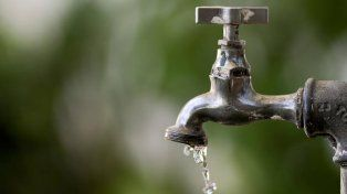 Habrá baja presión de agua en los barrios Transporte, San Agustín y René Favaloro