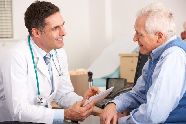 El cáncer en adultos mayores