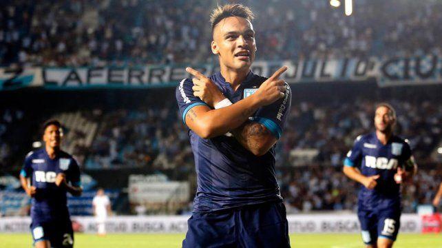 ¡Llegó la millonaria oferta por Lautaro Martínez!