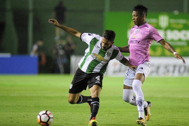 Banfield buscará en la altura de Quito el pasaje la tercera fase de la Libertadores