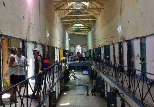 La Defensoría Provincial inspeccionó la Unidad Penitenciaria de Coronda