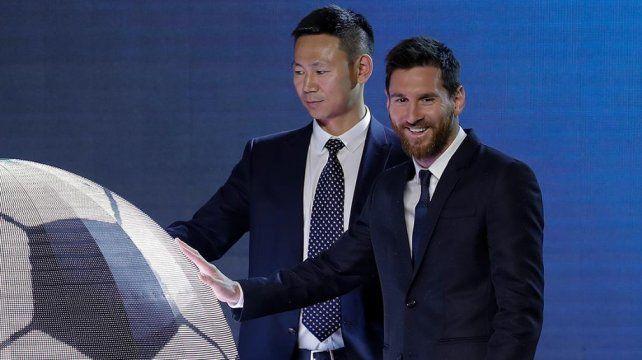 La estrategia de los chinos para llevarse a Messi