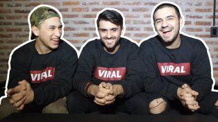 ¿Quiénes son los tres youtubers uruguayos que alteraron ayer la tarde santafesina?