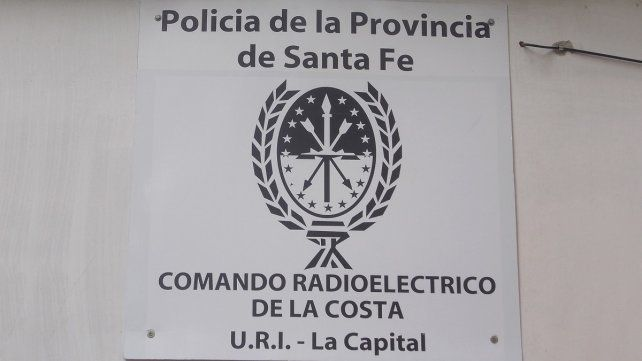 En funciones. Los efectivos prestaban servicios en Rincón