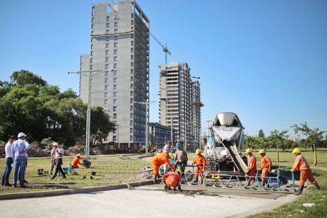 MIRALO EN VIVO: sortean las primeras 181 viviendas del Parque Federal