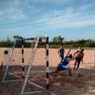 santo tome sera epicentro de un torneo de beach handball