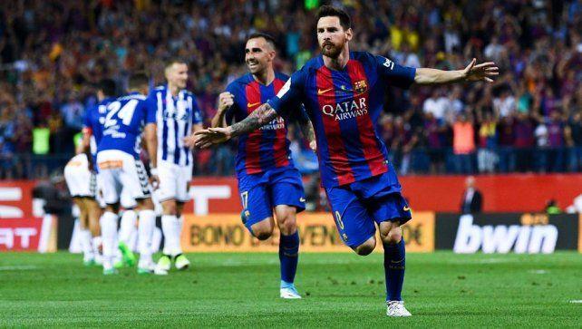 Barcelona y Messi quieren meterse en una nueva final