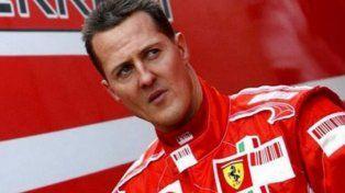 Un estudio abre esperanzas sobre la salud de Schumacher