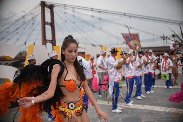 Se viene la nueva edición de los Carnavales entre Todos