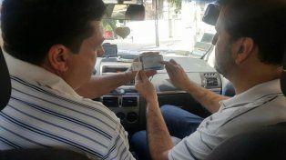 Luego de la nota de UNO, dos concejales viajaron con Enrique y pagaron con tarjeta
